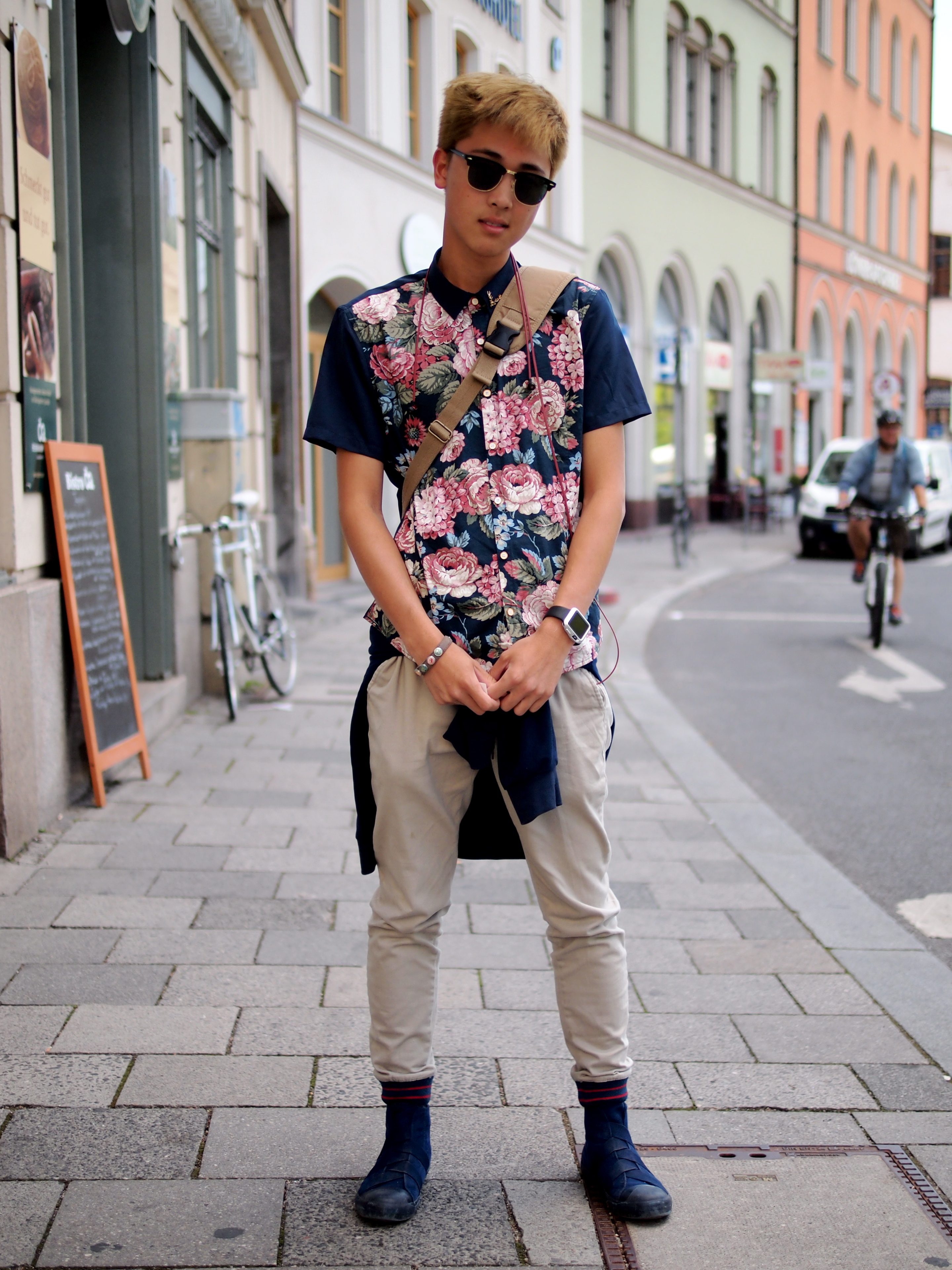 Chinese Street Fashion Men Images Galleries With A Bite