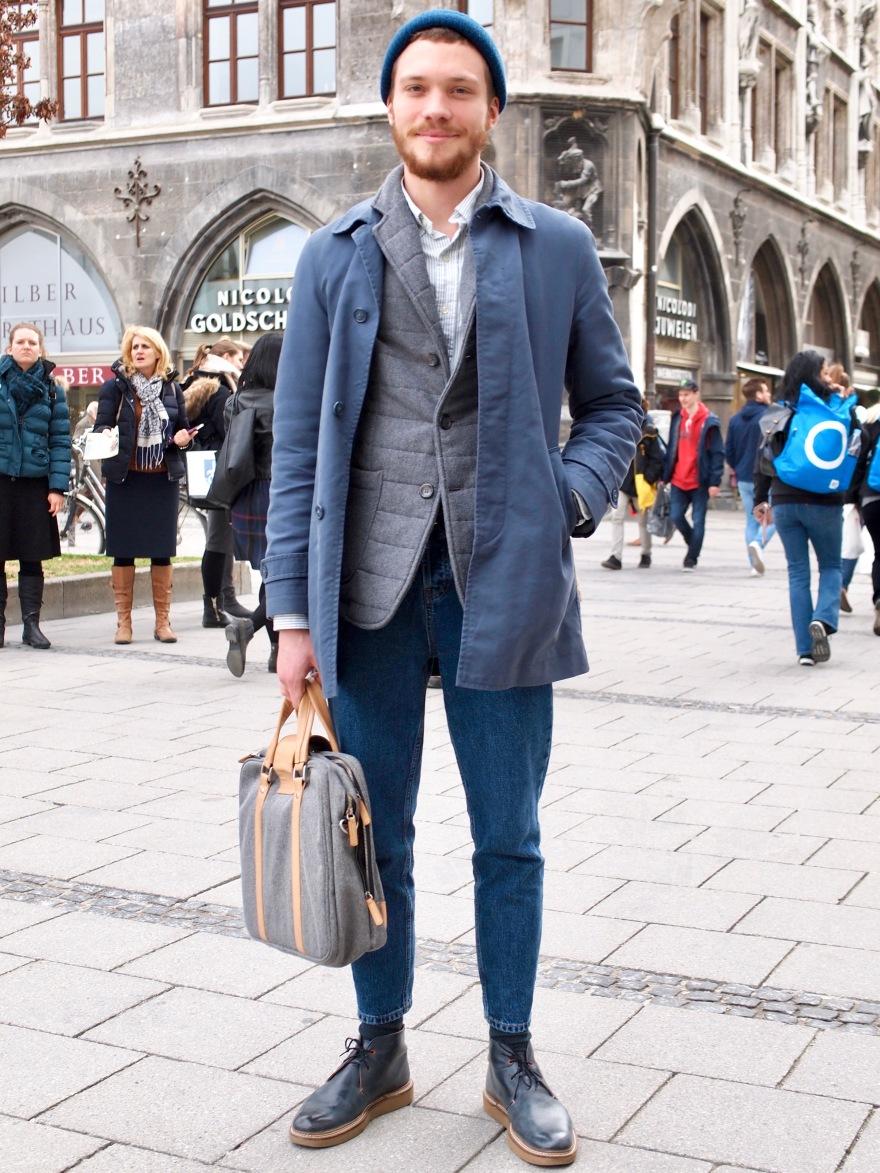 Munich Street Style, Street Style, Streetstyle, cool kids
